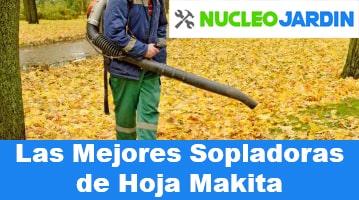 Sopladores de Hojas Makita